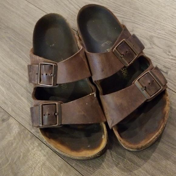 1b3c261187f9 Birkenstock Shoes - Birkenstock arizona mocha size 38 245